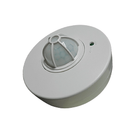 Sensor de Movimiento de Sobreponer de Techo 360°