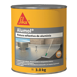 Alumol - Pintura Reflectiva de Aluminio