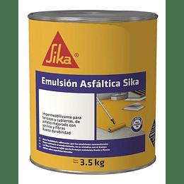 Emulsión Asfáltica de 3.5 Kg