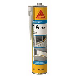 Sikaflex 1A Plus Blanco de 300 ml