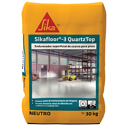 Sikafloor-3 Quartz Top Neutro de 30 Kg