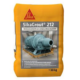 Sikagrout-212 de 30 Kg