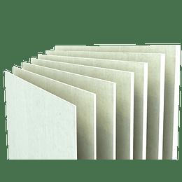 Placa Eterboard de 8 mm por 122 x 244 cm