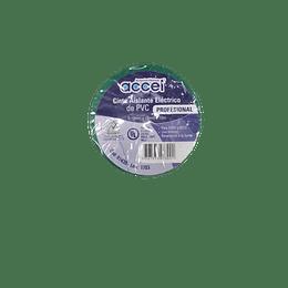 Cinta Aislante Verde por de 18 mm x 10 Metros