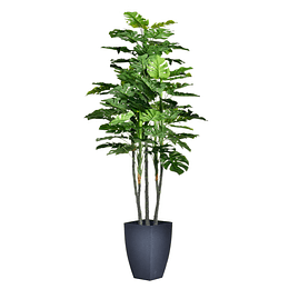 Planta Artificial con Maceta - 110 cm
