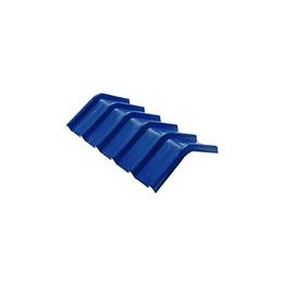 Caballete Forte Azul UPVC de 2 mm por 0.60 x 0.94 Metros
