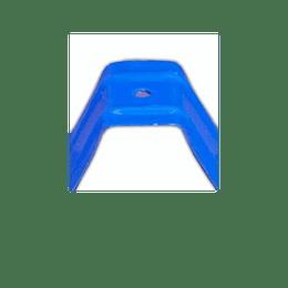 Set de Fijación para Teja Forte Azul por 10 Und