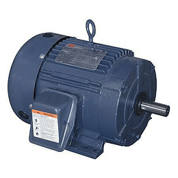 Motor Eléctrico Trifásico De Baja 2 HP Dayton