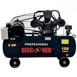 Comprensor Discover 5 HP 150 Litros