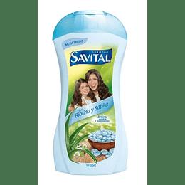 Shampoo Savital Biotina 550 Ml