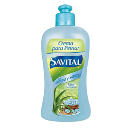 Crema Peinar Savital Biotina 275 Ml