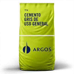 Cemento Gris de uso General 5 Kg