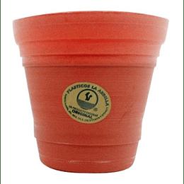 Macetero Plástico La Ardilla 40 Cm