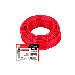Cable 7 Hilos N°10 Nexans x 100Mt