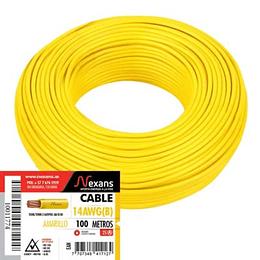 Cable 7 Hilos N°14 Nexans x 100Mt