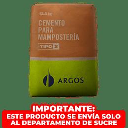 Cemento Gris Mamposteria 42.5 Kilos Argos