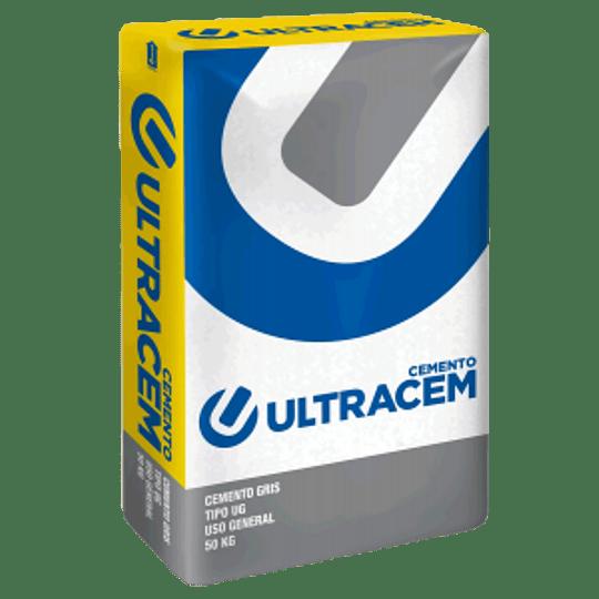 Cemento Ultracem Uso General Gris 50kg
