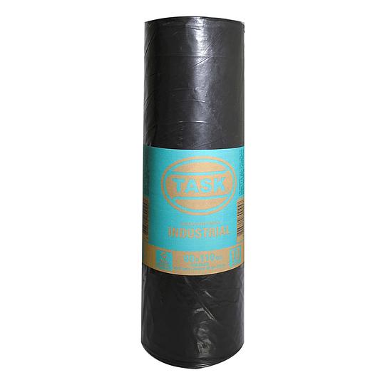 Bolsa de Basura Negra Biodegradable por 10 Und