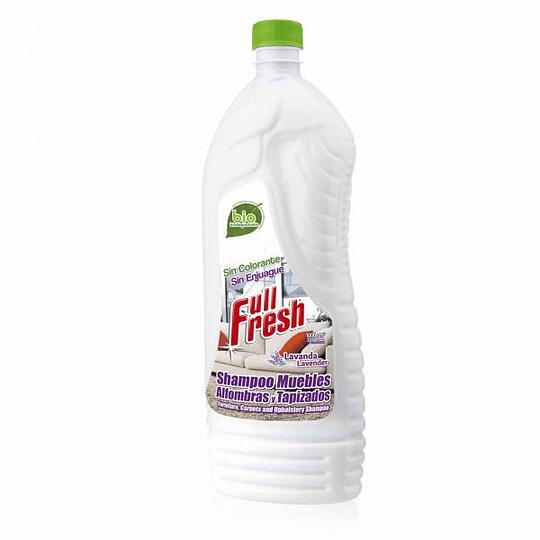 Shampoo Alfombras Y Tapizado