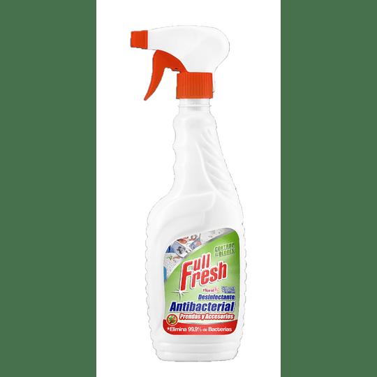 Desinfectante Antibacterial Prendas Y Accesorios X 500Cc