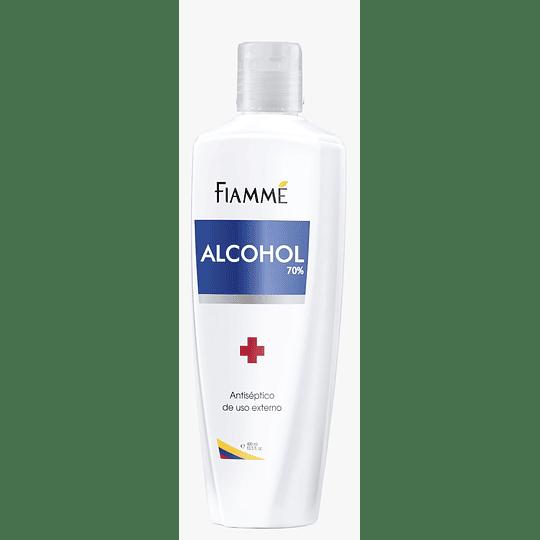 Alcohol Antiséptico 70% Fiamme