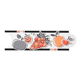 Listello para Cocina Fruta Fresca 8 x 25 cm