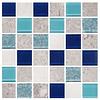 Mosaico Antares Azul