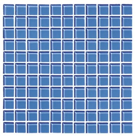 Mosaico Cristal Azul Claro