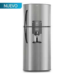 Nevera No Frost Acero Inoxidable 360 Litros