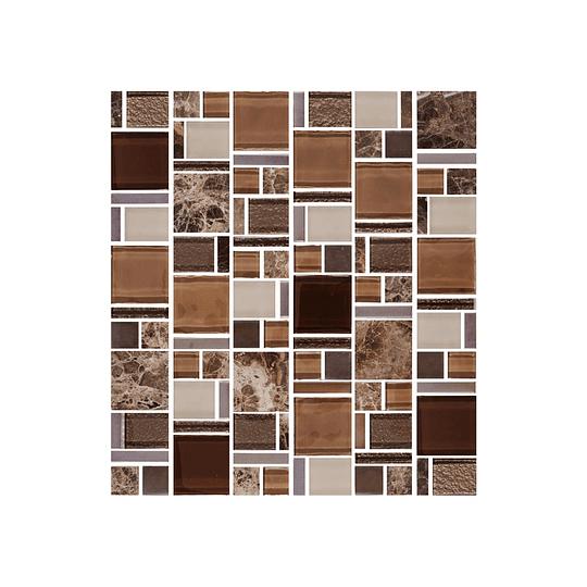 Mosaico Terra Cara Única