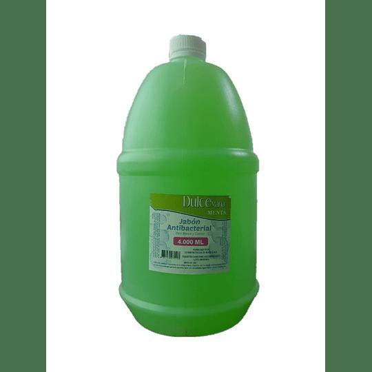 Jabón Antibacterial para Manos y Cuerpo