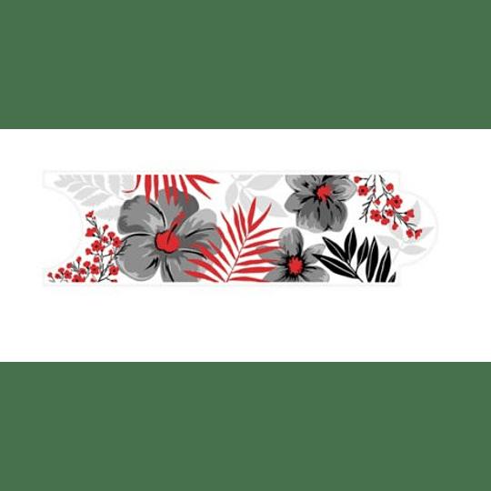 Listello para Baño Hawaiana