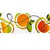 Listello para Cocina Villareal Multicolor 8 x 25 cm