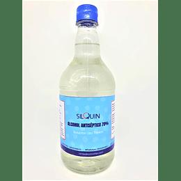 Alcohol Antiséptico 70% Silquin