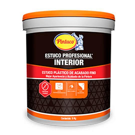 Estuco Plástico Profesional Interiores
