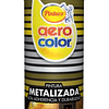 Aerosol Aerocolor Pintura Metalizada Oro 18 K