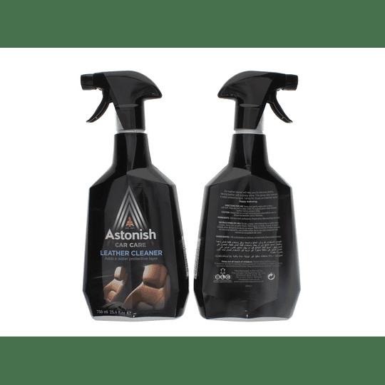 Astonish Spray Lustrador de Cuero 750 ml