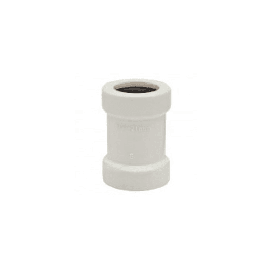 Unión Reparación Deslizante PVC