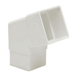 Codo Bajante 45° RAIMAX - 100 mm