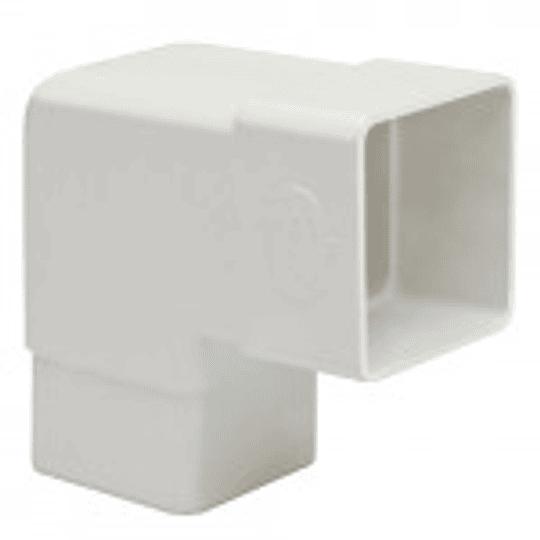 Codo Bajante 90° RAIMAX - 100 mm