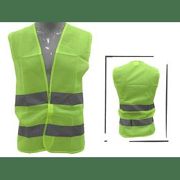 Chaleco de Seguridad Verde 100 Gramos
