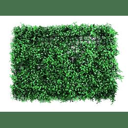 Follaje Arbusto Artificial para Pared 40 x 60 cm