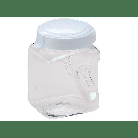 Termo Plástico con Tapa de 1 Litro