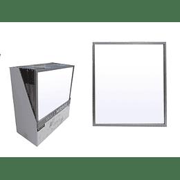 Espejo de Pared 52 x 62 cm