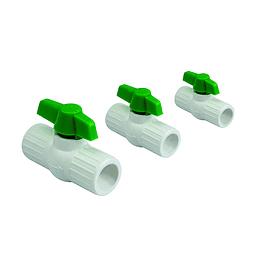 Válvula de Bola H2Off Roscada