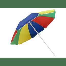 Parasol para Jardín Multicolor 80 cm