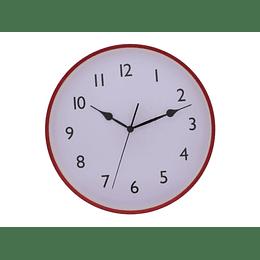 Reloj Redondo de Pared 30 x 4 cm