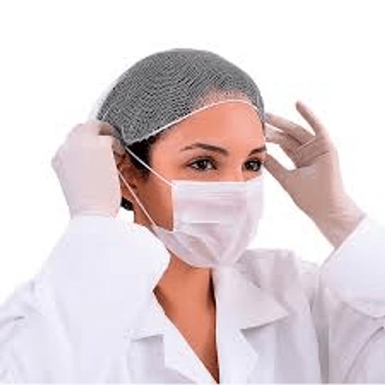 Tapabocas Quirúrgico Desechable