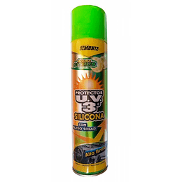 Silicona Uv3 400Ml Citrus Aerosol