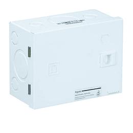 Caja de Paso con Chapa de 15 x 20 x 10 cm